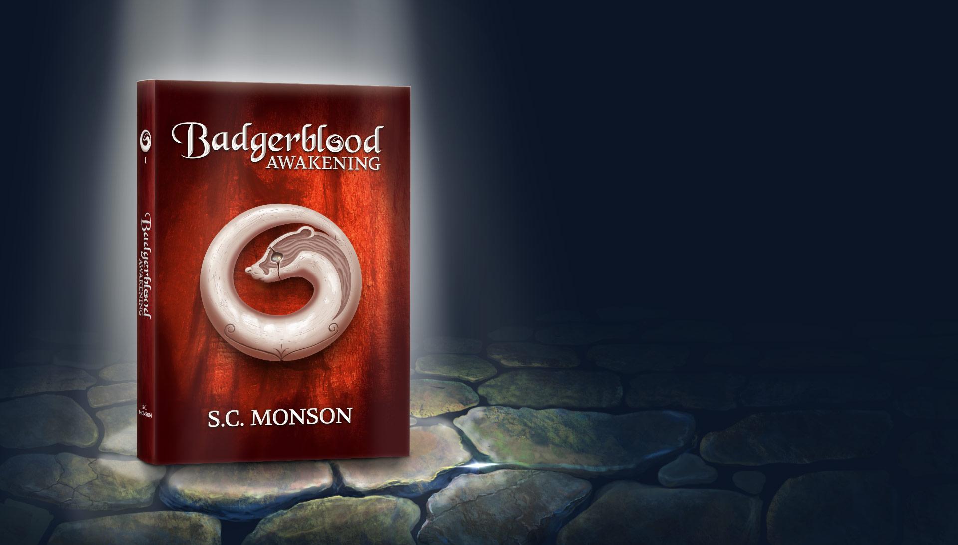 Badgerblood: Awakening Banner